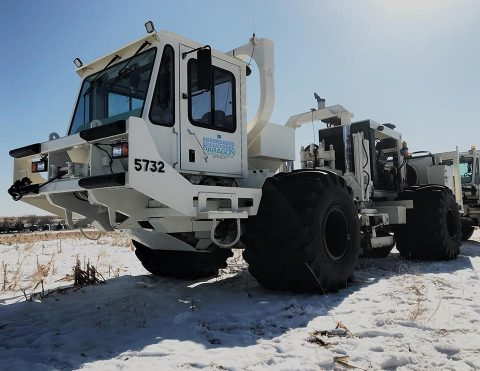 paragon geo technology and equipment Rebuilt Vibe 2019-2
